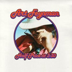 Art Feynman - Half Price At 3:30 (LTD Red Vinyl)