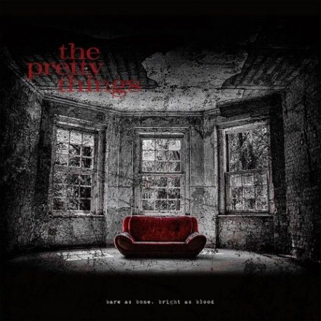 The Pretty Things - Bare As Bone, Bright As Blood (Red Vinyl)