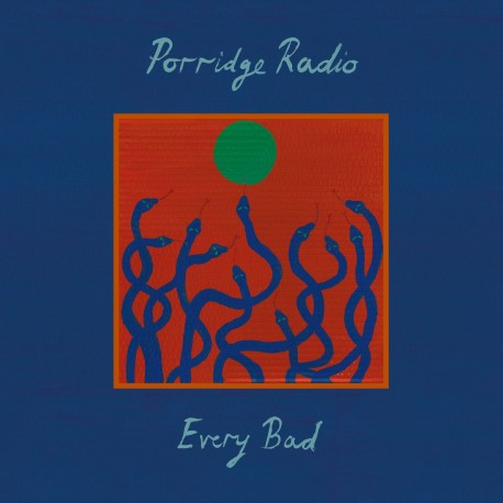 Porridge Radio - Every Bad (Deluxe Purple/Pink Swirl Vinyl)