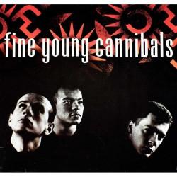 Fine Young Cannibals - S/T (LTD Red Vinyl)