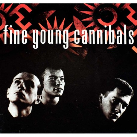 Fine Young Cannibals - S/T (LTD Red Vinyl)