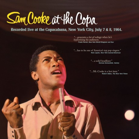 Sam Cooke - Sam Cooke At The Copa