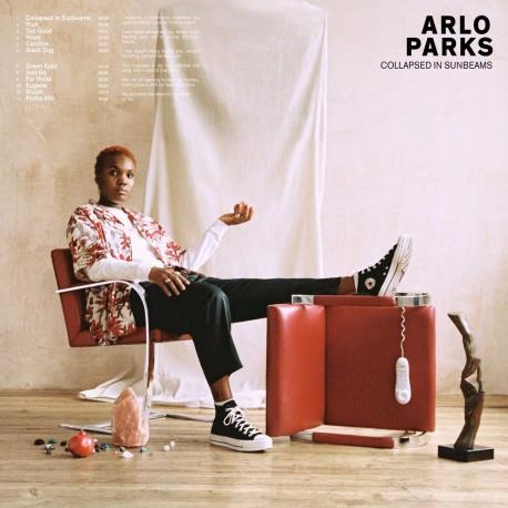 Arlo Parks - Collapsed In Sunbeams (LTD Mustard Vinyl)