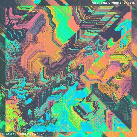 Psychedelic Porn Crumpets - Shyga! The Sunlight Mound (2 Col Swirl Vinyl)