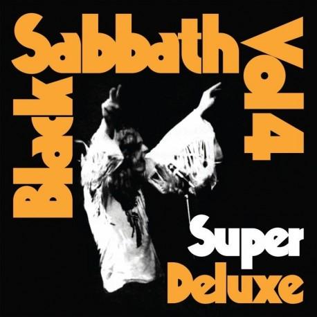 Black Sabbath - Vol. 4 5LP Box