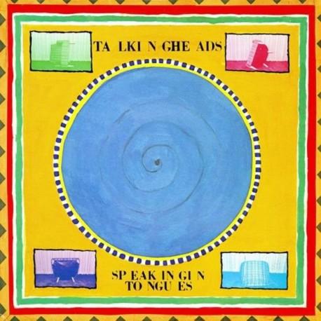 Talking Heads - Speaking In Tongues (LTD Blue Vinyl)