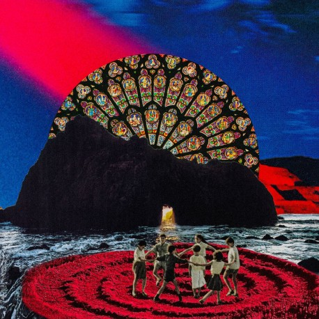 Teenage Wrist - Earth Is a Black Hole (Clear Vinyl)