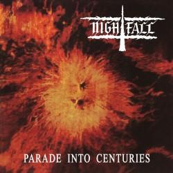 Nightfall - Parade Into Centuries (Red, White & Black Vinyl)