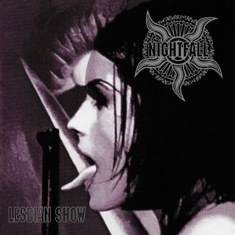 Nightfall - Lesbian Show (Silver & Purple Vinyl)