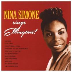 Nina Simone - Sings Duke Ellington (180g White Vinyl)