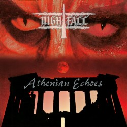 Nightfall - Athenian Echoes / Eons Aura (Red & Black Vinyl)