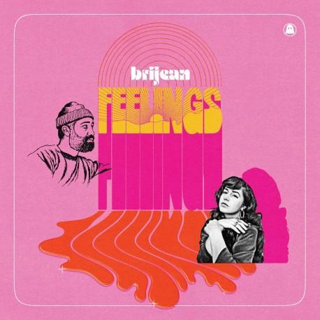 Brijean - Feelings (Lava Lamp Vinyl)