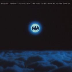Danny Elfman - Batman Soundtrack / Score (LTD Turquoise Vinyl)