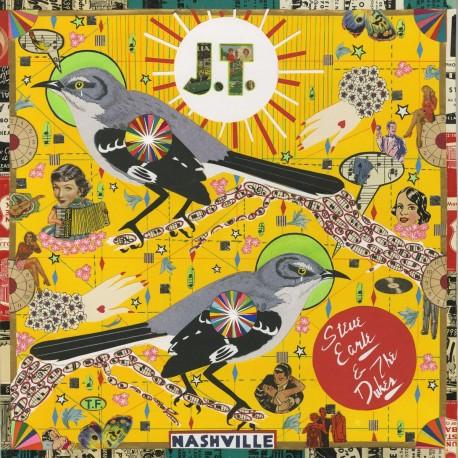 Steve Earle & The Dukes - J.T. (Green Vinyl)