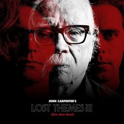 John Carpenter - Lost Themes III: Alive After Death (LTD Red Vinyl)