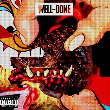 Action Bronson / Statik Selektah - Well-Done