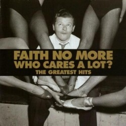 Faith No More - Who Cares A Lot? The Greatest Hits (LTD Gold Vinyl)