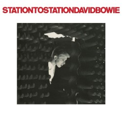 David Bowie - Station To Station (Red / White Vinyl)