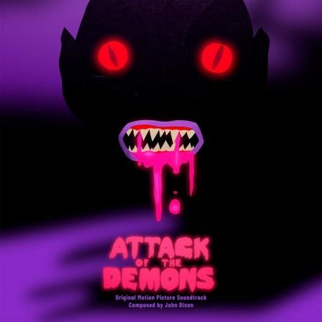 John Dixon - Attack Of The Demons