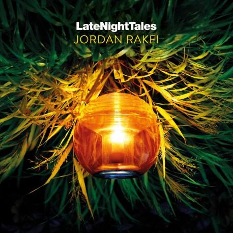 Jordan Rakei - LateNightTales (LTD Green Vinyl)