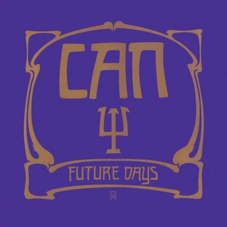 Can - Future Days (LTD Gold Vinyl)