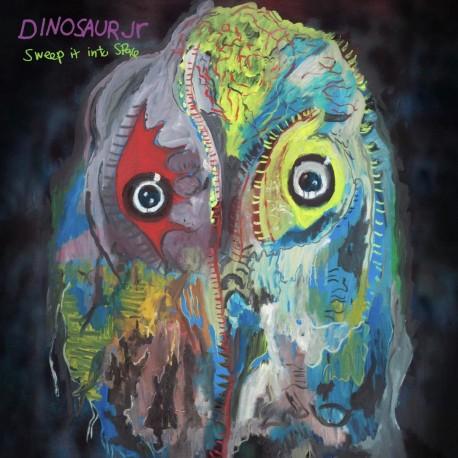 Dinosaur Jr. - Sweep It Into Space (LTD Purple Vinyl)