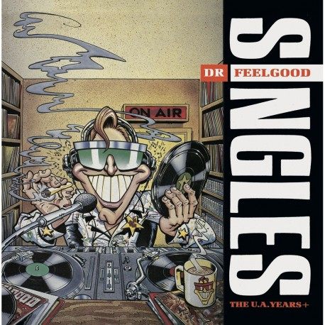Dr. Feelgood - Singles The U.A. Years+