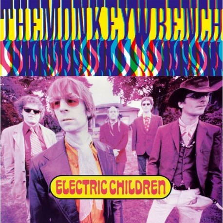 The Monkeywrench - Electric Children