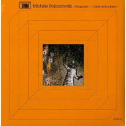 Michele Bokanowski - Rhapsodia / Battements Solaires