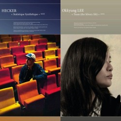 Hecker / Okkyung Lee - Statistique Synthetique / Teum (The Silvery Slit)