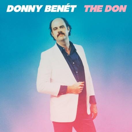 Donny Benet - The Don (LTD White Vinyl)