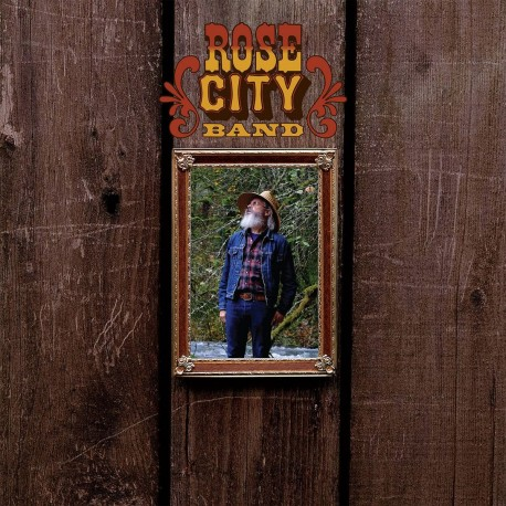 Rose City Band - Earth Trip (Forest Green Vinyl)