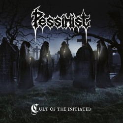 Pessimist - Cult Of The Initiated (Blue / White / Black Vinyl)