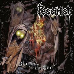 Pessimist - Blood For The Gods (Red Vinyl)