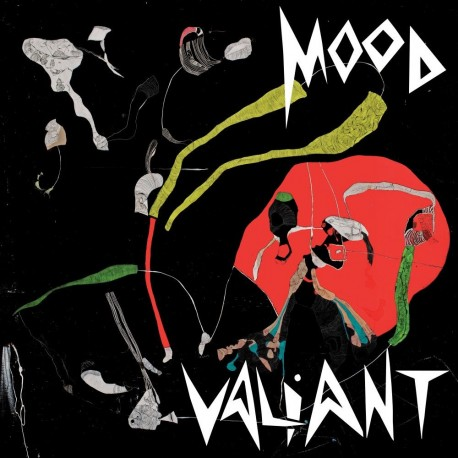 Hiatus Kaiyote - Mood Valiant (Black & Red Vinyl)