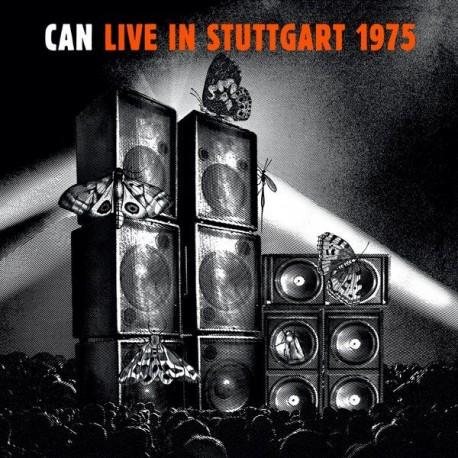 Can - Live In Stuttgart 1975 (LTD Orange Vinyl)