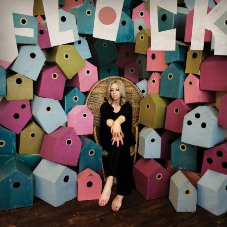 Jane Weaver - Flock (LTD Rose Vinyl)