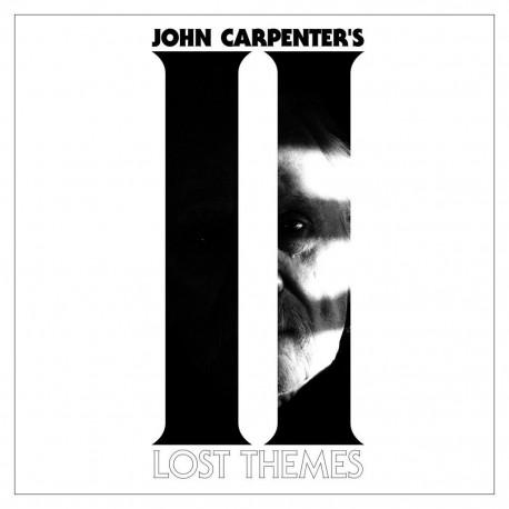 John Carpenter - Lost Themes II (LTD Blue Smoke Vinyl)