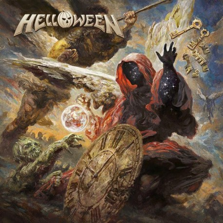 Helloween - S/T (3LP Incl. 3D Holographic Side)