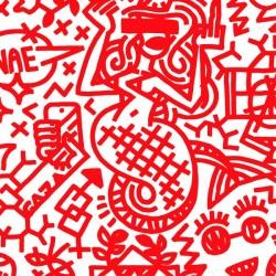 Scotch Rolex - Tewari (LTD Red + White Splatter Vinyl)