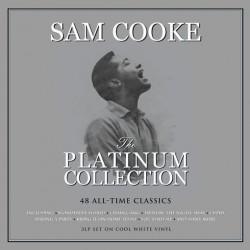 Sam Cooke - The Platinum Collection (3LP White Vinyl)