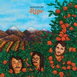 Brainstory - Ripe (Orange / Green Splatter Vinyl)