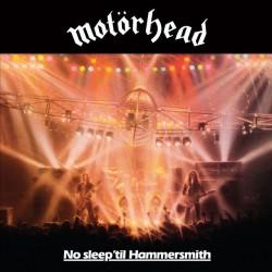 Motorhead - No sleep 'til Hammersmith (40th Ann 3LP Box)