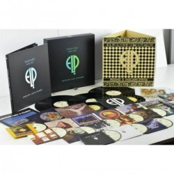 Emerson, Lake & Palmer - Fanfare 1970 - 1997 Deluxe Box Set