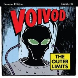 Voivod - The Outer Limits (Red /w Black Smoke Vinyl)