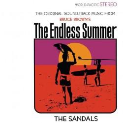 The Sandals - The Endless Summer Soundtrack (Ultraviolet Vinyl Ed)