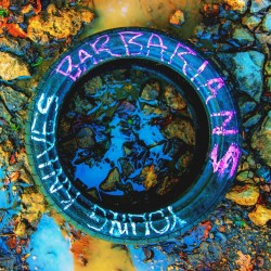 The Young Knives - Barbarians (LTD Crystal Blue Vinyl)