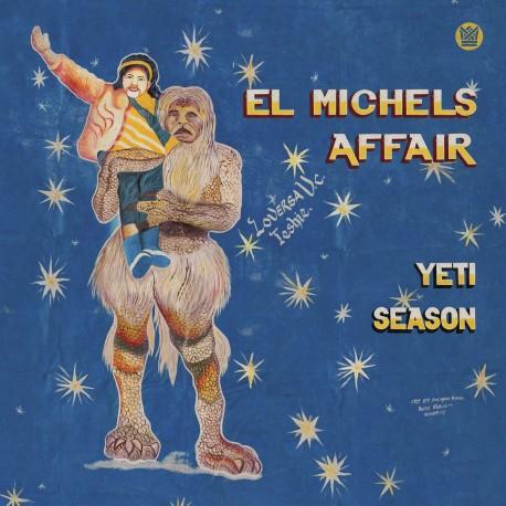 El Michels Affair - Yeti Season (Deluxe Box Red Vinyl + Book)