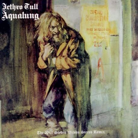 Jethro Tull - Aqualung: Steven Wilson Stereo Remix (Clear Vinyl)