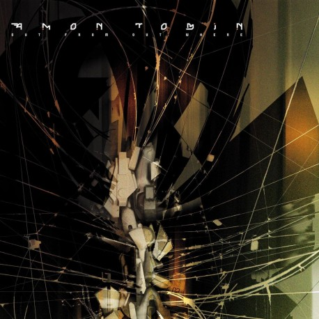 Amon Tobin - Out From Out Where (Gold Vinyl)